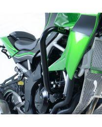 Adventure Bars for for Kawasaki Z125 '19- BLACK