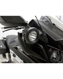 DENALI Auxiliary Light Mounting Brackets For BMW K1600GT '18, K1600GTL '18- & K1600B Bagger '18-