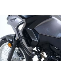 Adventure Bars for Kawasaki Versys-X 300 / Versys-X 250 '17- BLACK