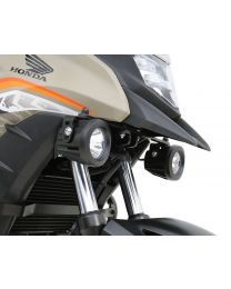 Denali Auxiliary Light Mount For Honda CB500X '13-'17