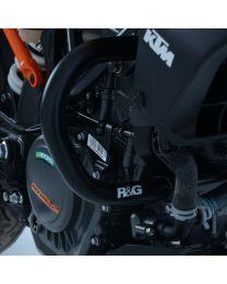 Adventure Bars for KTM Duke 250 & 390 '17- BLACK