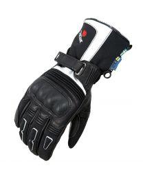 Halvarssons ADVANCE Gloves, Black & Ivory