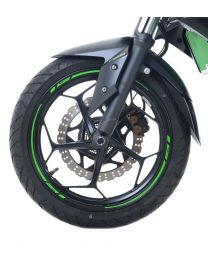 16-Piece Modular Motorcycle Rim Tape