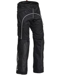 Linstrands Pants Unisex Lizard, Black