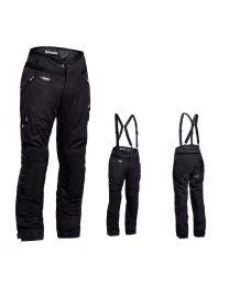 Halverssons PRINCE Trousers, Black