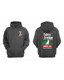Valleys Xtreme 2020 Hoody, Grey