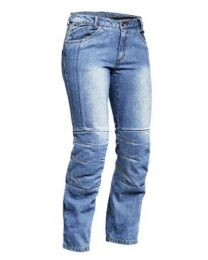 Lindstrands WRAP Lady Jeans, Blue, size M