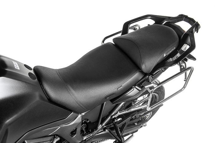 Comfort seat rider HEAT CONTROL  for Honda CRF1000L Africa Twin/ CRF1000L  Adventure Sports  adjustable  high